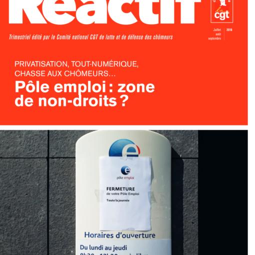 CNTPEP-CGT Réactif 89 - droits pôle-emploi