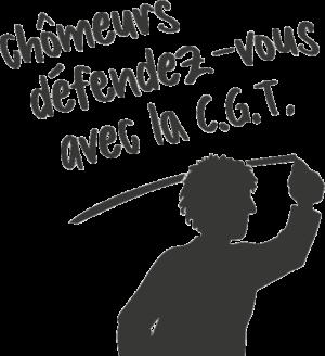 chômeurs défendez-vous avec la CGT